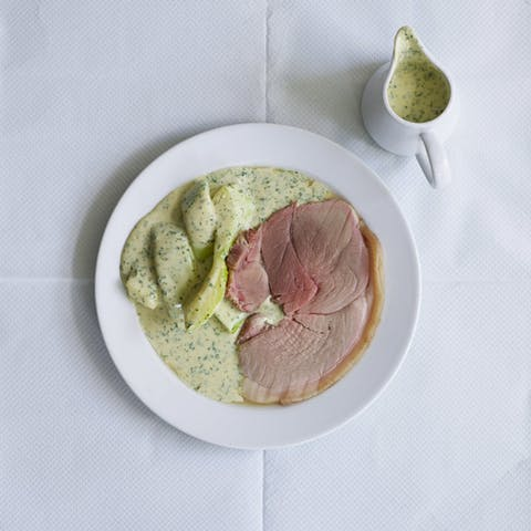 Boiled Ham, Carrots and Parsley Sauce - 22nd or 23rd January (Collection Only)