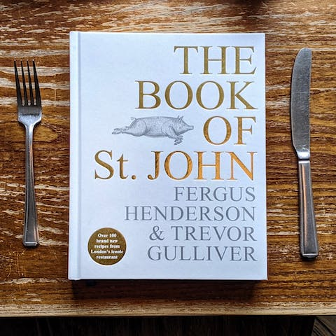 - THE BOOK OF St. JOHN - Signed Edition