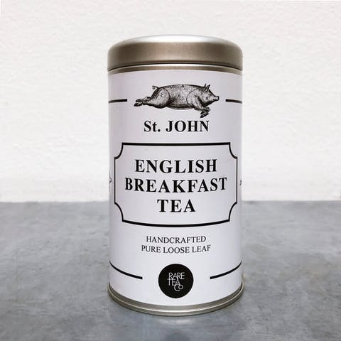 St. JOHN English Breakfast Tea