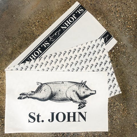 St. JOHN Tea Towels